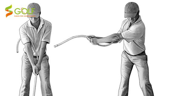 TIPS GOLF HAY HỖ TRỢ LUYỆN TẬP VÀ ĐIỀU CHỈNH TOÀN BỘ THAO TÁC SWING