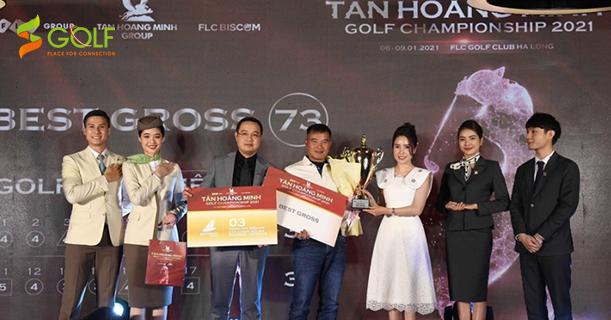 TÂN HOÀNG MINH GOLF CHAMPIONSHIP 2021 TÌM RA NGÔI VÔ ĐỊCH CHO MÙA GIẢI ĐẦU TIÊN