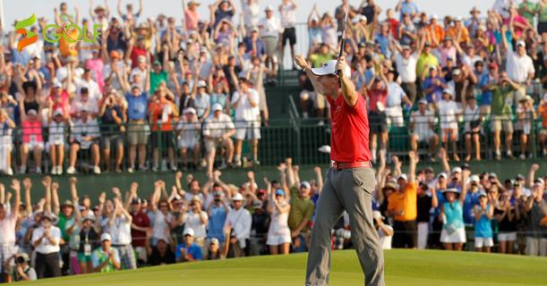 TOP 3 NHÓM ĐẤU HỨA HẸN SẼ BÙNG NỔ TẠI PGA CHAMPIONSHIP 2021