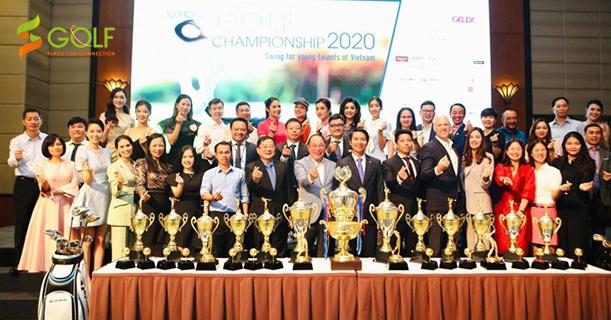 TỔNG HỢP NHỮNG THÔNG TIN THÚ VỊ VỀ GIẢI TIỀN PHONG GOLF CHAMPIONSHIP 2020