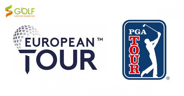 PGA TOUR VÀ EUROPEAN TOUR THÀNH LẬP LIÊN MINH HỢP TÁC VÀ PHÁT TRIỂN